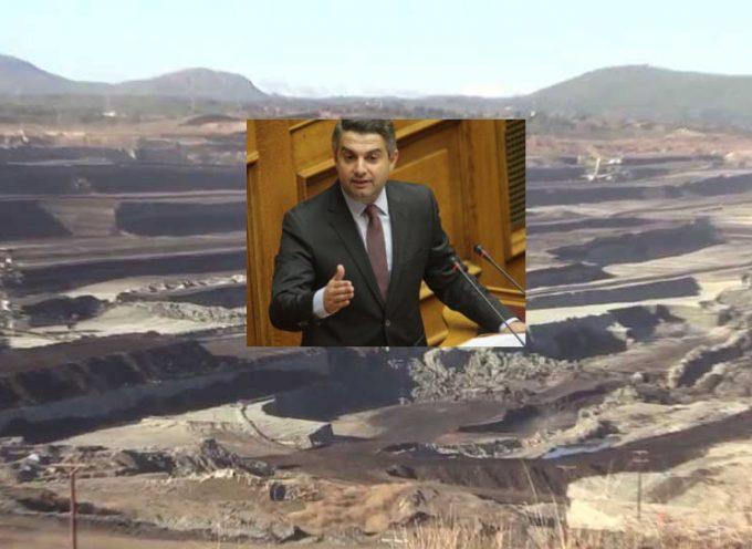 Οδ.Κωνσταντινόπουλος: Ακάλυπτοι οι εργαζόμενοι της ΔΕΗ που θα μεταφερθούν στις νέες εταιρίες λιγνιτωρυχείων