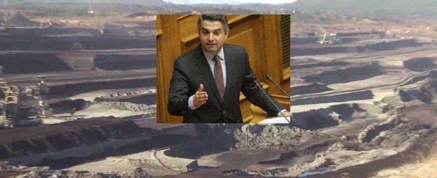 Γνωρίζει η Κυβέρνηση ΣΥΡΙΖΑ-ΑΝΕΛ τη φημολογούμενη πιθανότητα απόρριψης των επικίνδυνων αποβλήτων της «Αμιαντίτ» στην Μεγαλόπολη;