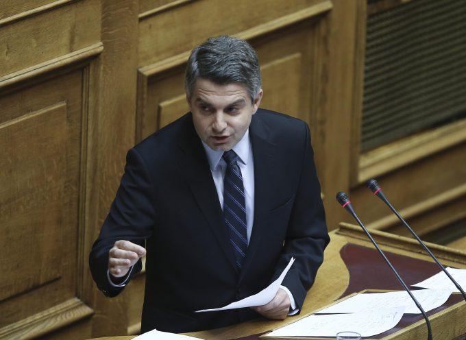 Οδ.Κωνσταντινόπουλος: Άμεση ανάγκη ένταξης των ΤΟΕΒ στις 120 δόσεις για τις οφειλές τους προς τη ΔΕΗ