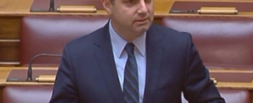 Οδ.Κωνσταντινόπουλος: «Επιτέλους δημοπρατείται μετά από τρία χρόνια  το έργο ύδρευσης στα Πούλιθρα»