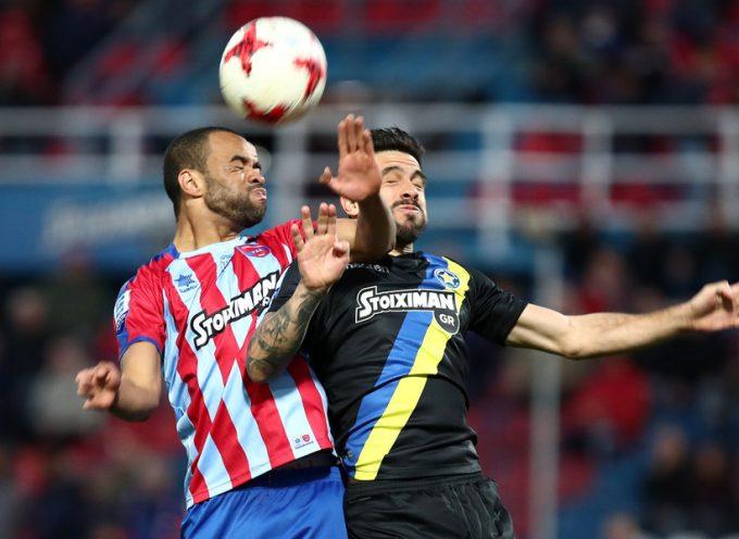 Πανιώνιος-Αστέρας Τρίπολης 0-0 – Έχασε τα άχαστα…