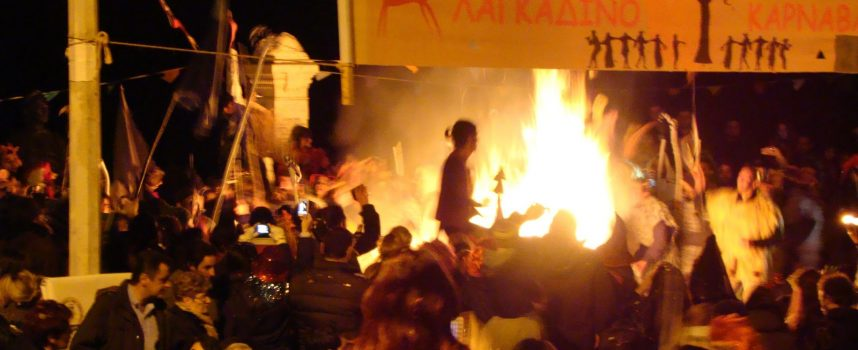 11o Λαγκαδινό καρναβάλι με πολύ κόσμο και φέτος!