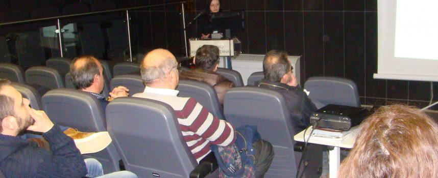 Πραγματοποιήθηκε ενημερωτική εκδήλωση για την παρουσίαση επιδοτούμενων προγραμμάτων στη Δημητσάνα