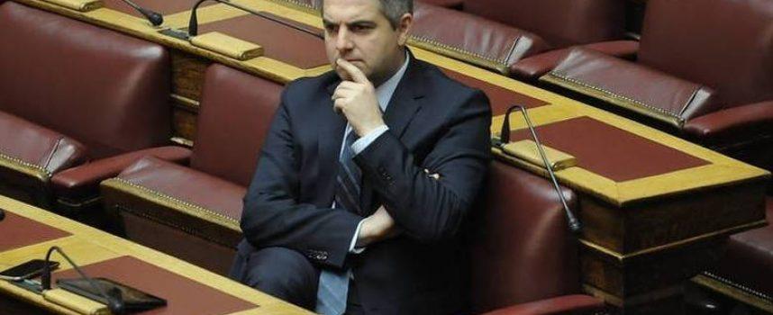Θα απαντήσει στον Κωνσταντινόπουλο ο Πρωθυπουργός στη Βουλή για τα απορρίματα της Πελοποννήσου