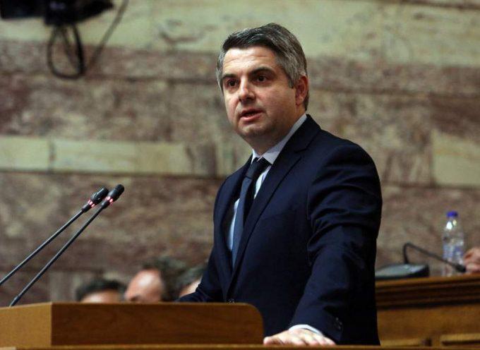 Ο.Κωνσταντινόπουλος: Επικίνδυνοι χειρισμοί για τη χώρα, ενώ ο κ.Τσίπρας στήνει συγκρουσιακό σκηνικό εκλογών κατά τα πρότυπα του 2015