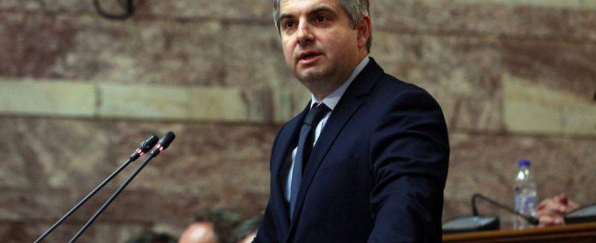 Νέος αντιπρόεδρος Βουλής ο Οδυσσέας Κωνσταντινόπουλος
