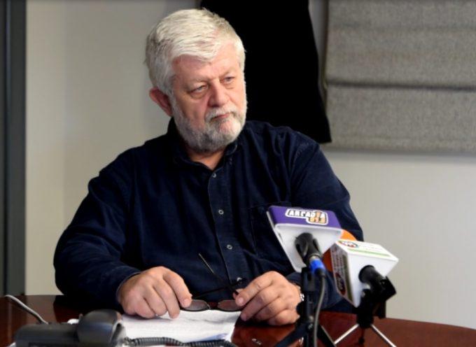 Παυλής: Το έργο στο Μεγαβούνι θα προχωρήσει κανονικά (βίντεο)