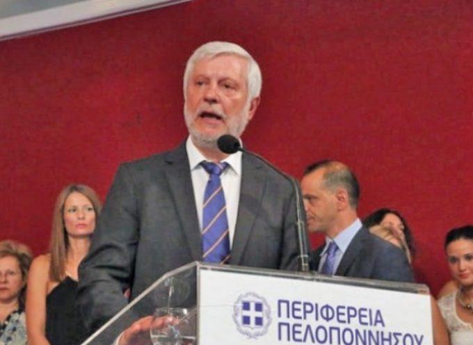 Αποθεώνει τον ΣΥΡΙΖΑ τώρα ο Τατούλης μετά την πόρτα από τη ΝΔ