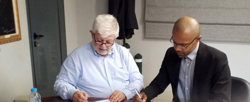 Προγραμματική συμφωνία μεταξύ Δήμου Τρίπολης και ΓΑΒ LAB του Πανεπιστημίου Πελοποννήσου
