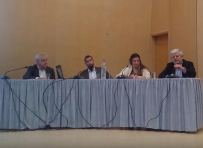 Δήμος Τρίπολης: Παρουσίαση της πρότασης για την διαχείριση των απορριμμάτων (video)