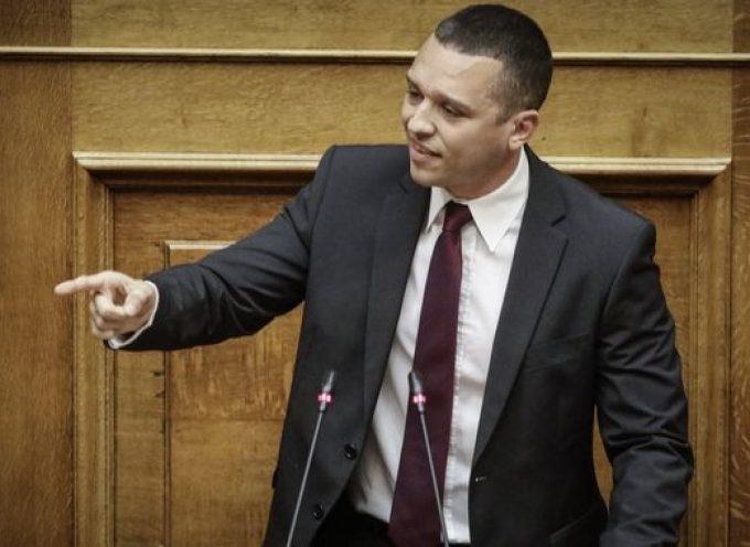 Πρόκληση Κασιδιάρη σε γραμμή Ερντογάν- Αποκάλεσε «Τούρκο» Έλληνα μειονοτικό βουλευτή