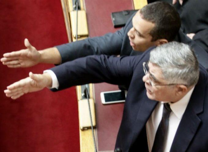Στην Επιτροπή Δεοντολογίας Μιχαλολιάκος, Κασιδιάρης και Ηλιόπουλος