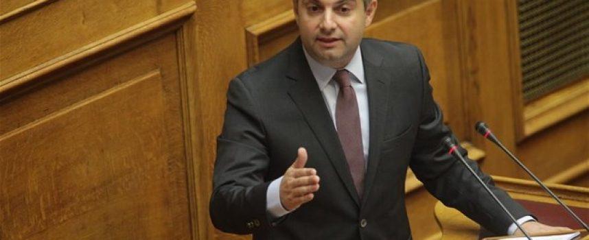 Κωνσταντινόπουλος: Να συμπεριληφθούν και οι κάτοικοι των ορεινών περιοχών της Αρκαδίας στα μέτρα ενίσχυσης για την τηλεοπτική κάλυψη