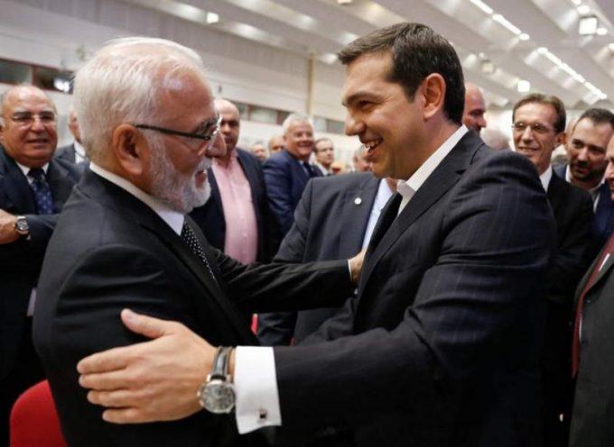 Tageszeitung: «Ο Σαββίδης είναι ο αγαπημένος ολιγάρχης του Τσίπρα»