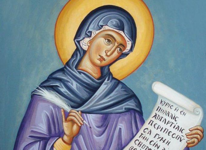Ποια ήταν η πανέμορφη Κασσιανή που ερωτεύτηκε παράφορα ο αυτοκράτορας Θεόφιλος και υμνείται τη Μεγάλη Τρίτη από την εκκλησία