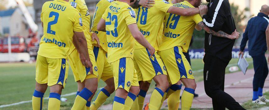 Κέρκυρα-Αστέρας Τρίπολης 1-3: Σάλπαρε για… Ευρώπη!