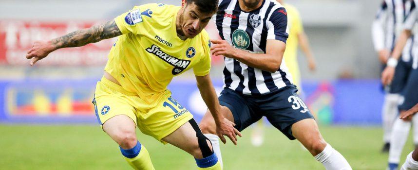 Αστέρας Τρίπολης-Απόλλων Σμύρνης 2-1: Ανατροπή για Ευρώπη!