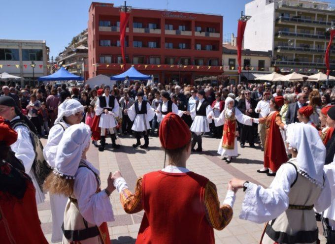 Δ.Παυλής: Η επιτυχία των φετινών εκδηλώσεων του Πάσχα στην Τρίπολη … παρακαταθήκη για το μέλλον (video)