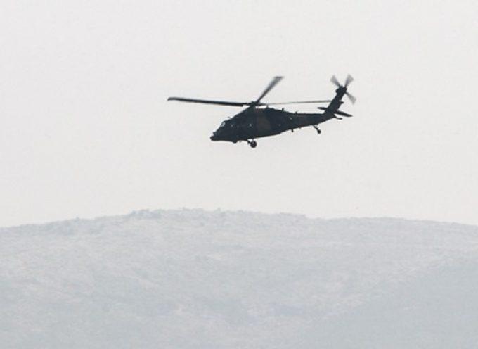 Σοβαρό επεισόδιο στη Ρω: Τουρκικό ελικόπτερο έκανε χαμηλές πτήσεις- Αντίδραση με πυρά στον αέρα
