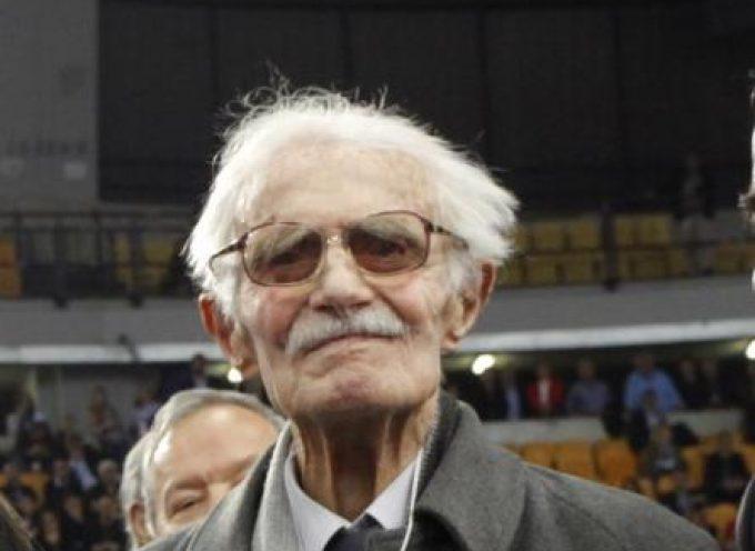 «Καπετάν Ερμής»: Έφυγε από την ζωή ο αγωνιστής της Αντίστασης, Βασίλης Πριόβολος