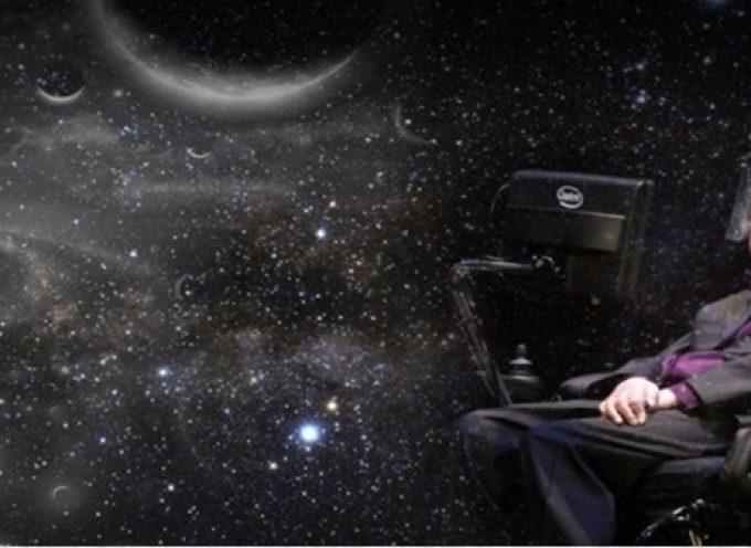 Το τελευταίο δώρο του Στίβεν Χόκινγκ στην ανθρωπότητα αποκαλύπτεται μετά θάνατον και προκαλεί συγκίνηση