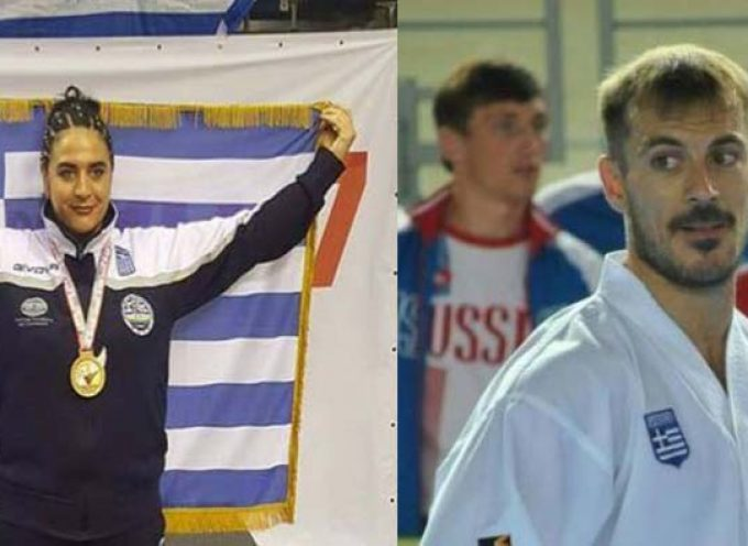 Συγχαρητήρια του Δήμου Τρίπολης στους Αρκάδες αθλητές μας για την επιτυχία τους στο Ευρωπαϊκό Πρωτάθλημα Ταε Κβον Ντο