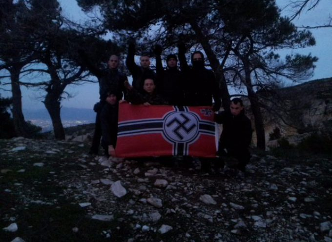 Γνήσια η φωτογραφία του Κασιδιάρη με τη σημαία της Βέρμαχτ