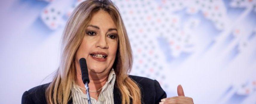 Σκοπιανό: Όχι από Γεννηματά στη συμφωνία