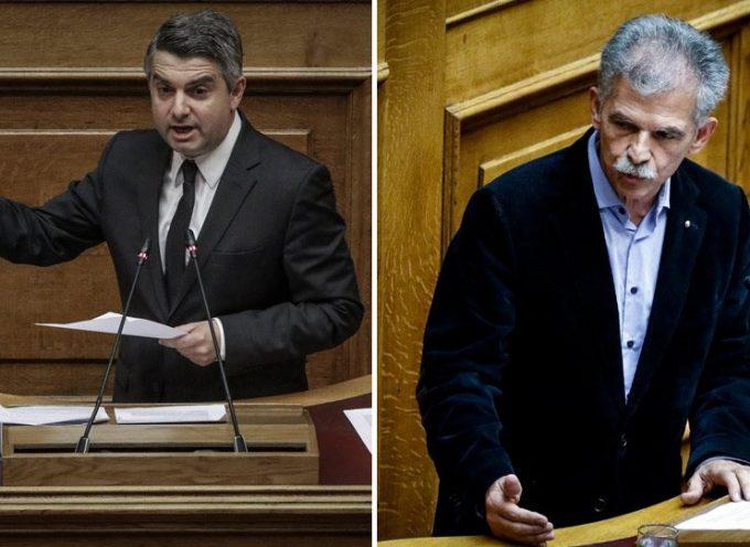 Κωσταντινόπουλος σε Δανέλλη: Η πόρτα ανοικτή και τα σκυλιά δεμένα!