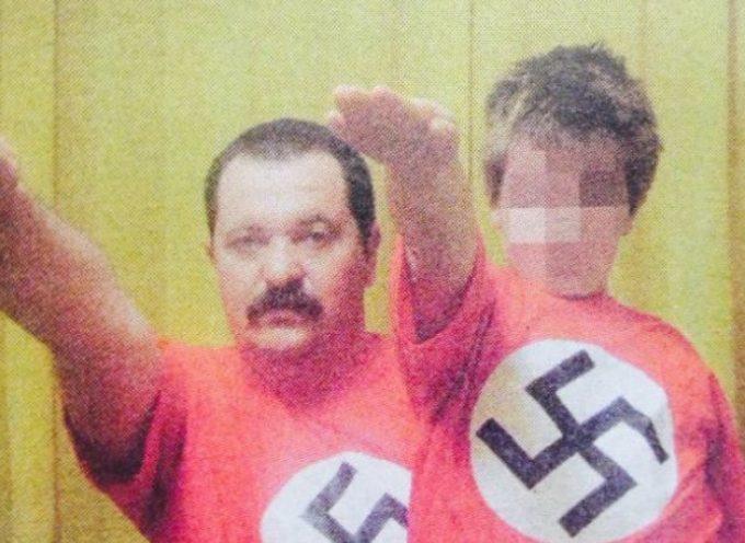 Το βίντεο με τα παιδιά του Χρήστου Παππά της Χρυσής Αυγής που χαιρετούν ναζιστικά είναι σοκαριστικό