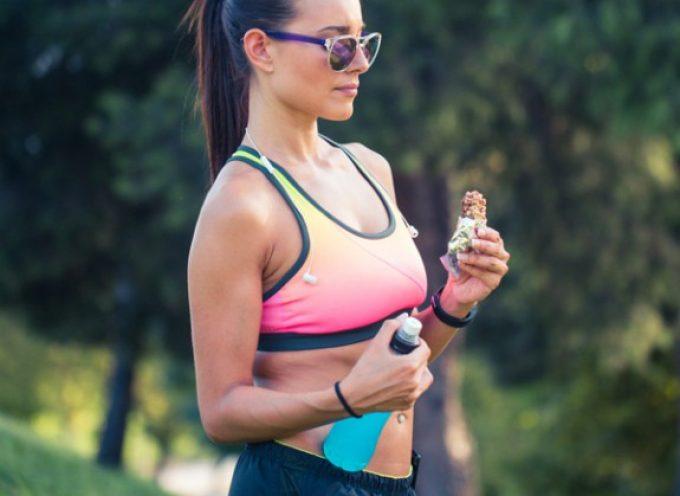 Τα καλύτερα σνακ μετά τη γυμναστική από μια κορυφαία διατροφολόγο