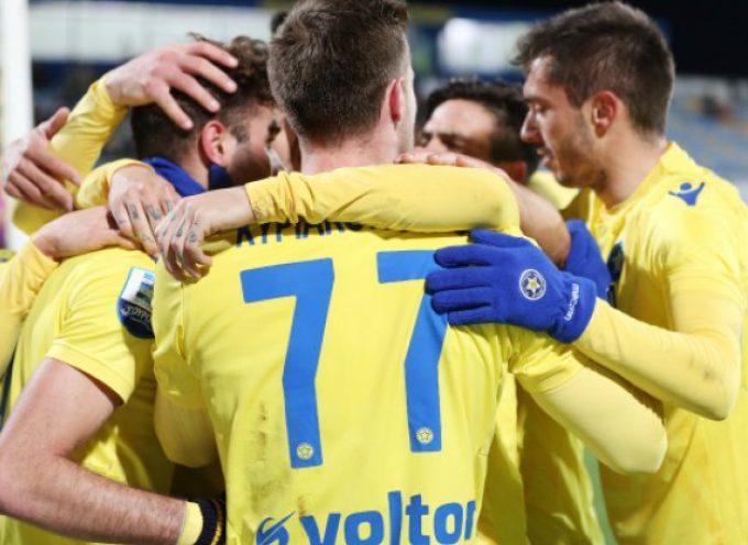 Φιλική νίκη για τον Αστέρα 2-1