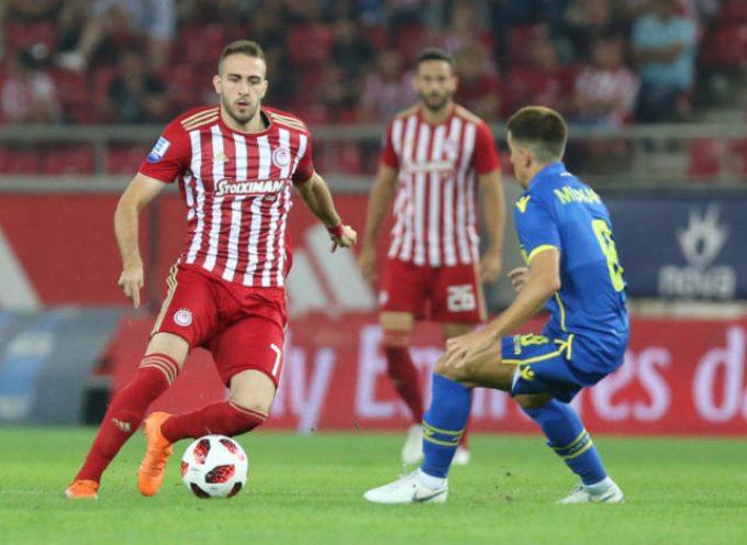 Ολυμπιακός – Αστέρας Τρίπολης 2-1
