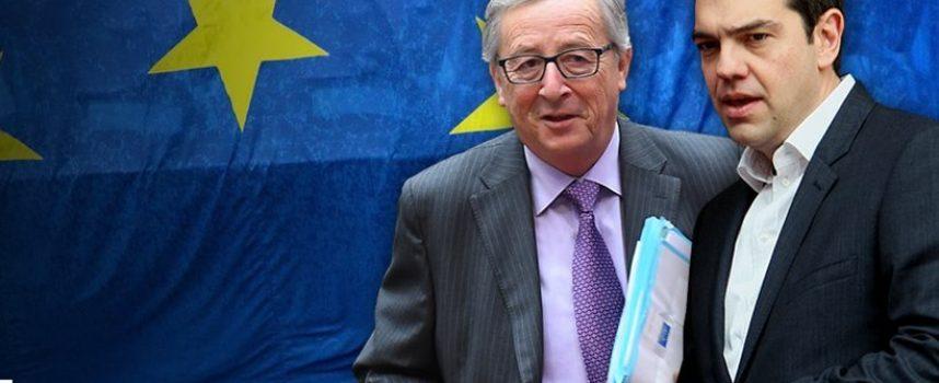 «Χαστούκι» Γιουνκέρ στην κυβέρνηση για συντάξεις: Τα μέτρα πρέπει να εφαρμοστούν