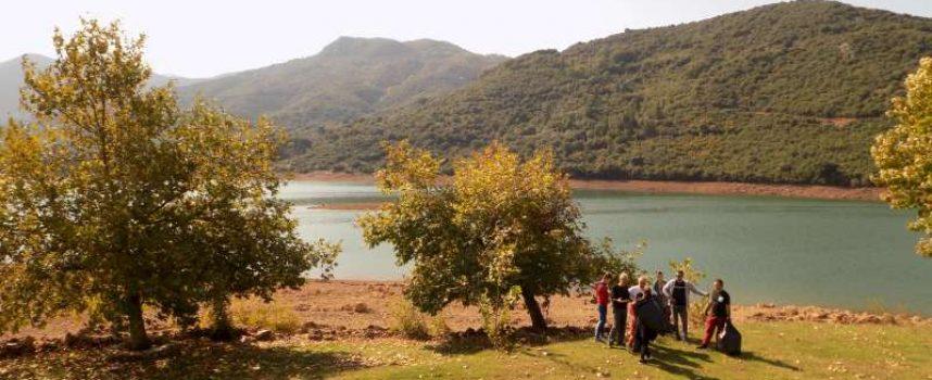 ο 6ος Εθελοντικός Καθαρισμός της Λίμνης Λάδωνα