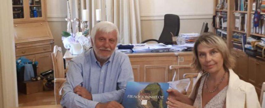 Το κόμμα της Κατερίνας Παπακώστα στηρίζει Τατούλη
