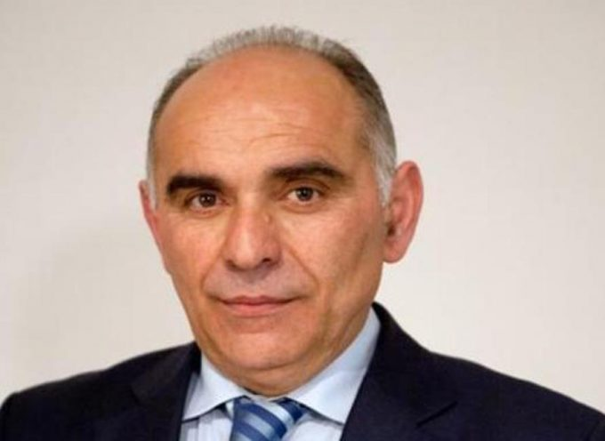 Ο Γιάννης Μπουντρούκας επίσημα υποψήφιος περιφερειάρχης Πελοποννήσου