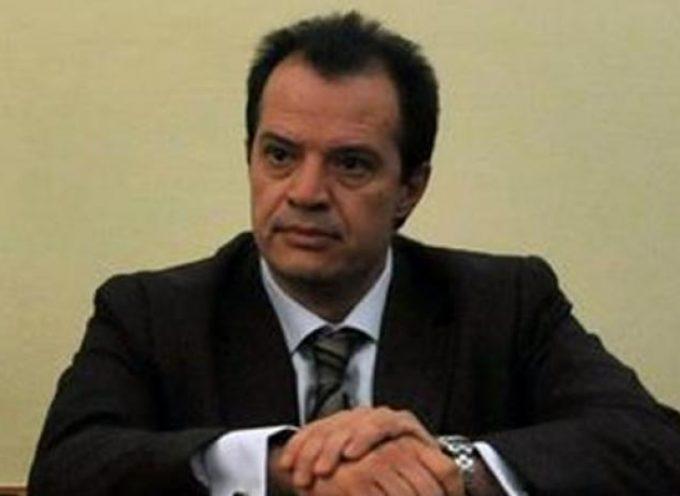 Δυσκολεύεται ο Γ.Δέδες να συγκροτήσει ψηφοδέλτιο στην Πελοπόννησο
