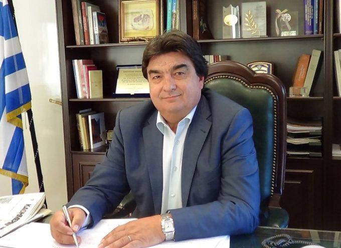 Ο Βαγγέλης Γιαννακούρας παραμένει στο ψηφοδέλτιο του Τατούλη