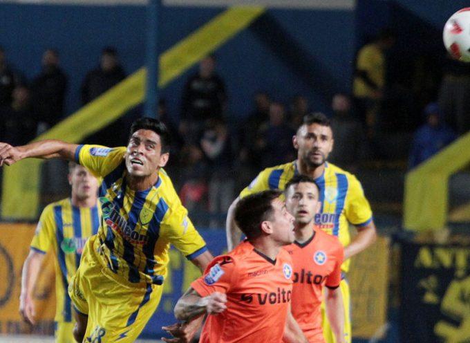 Παναιτωλικός-Αστέρας Τρίπολης 1-1