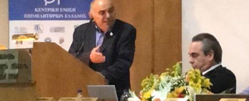 Γ. Μπουντρούκας: «Παραιτούμαι απ' όλα τα επιμελητηριακά αξιώματα για να διεκδικήσω την Περιφέρεια Πελοποννήσου»