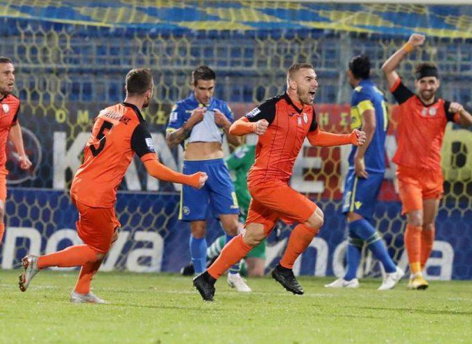 Αστέρας Τρίπολης-Ξάνθη 0-1: Τον «βύθισε» περισσότερο…