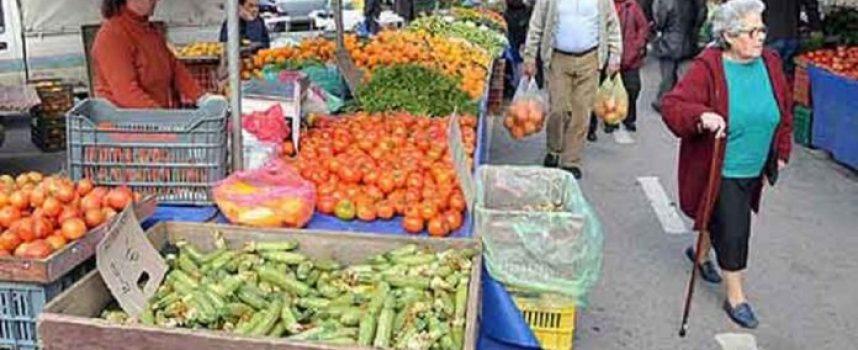 Αλλαγή ημέρας της λαϊκης αγοράς στην πλατεία Μπασιάκου