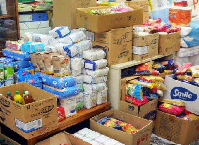 Ξεκινά η διανομή τροφίμων στο Δήμο Τρίπολης