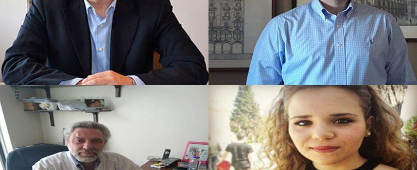 Τέσσερις νέους υποψήφιους Περιφερειακούς Συμβούλους ανακοίνωσε ο Γιάννης Μπουντρούκας