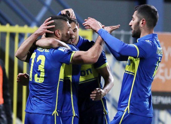 Στα ημιτελικά ο Αστέρας Τρίπολης 4-1 τον Εργοτέλη
