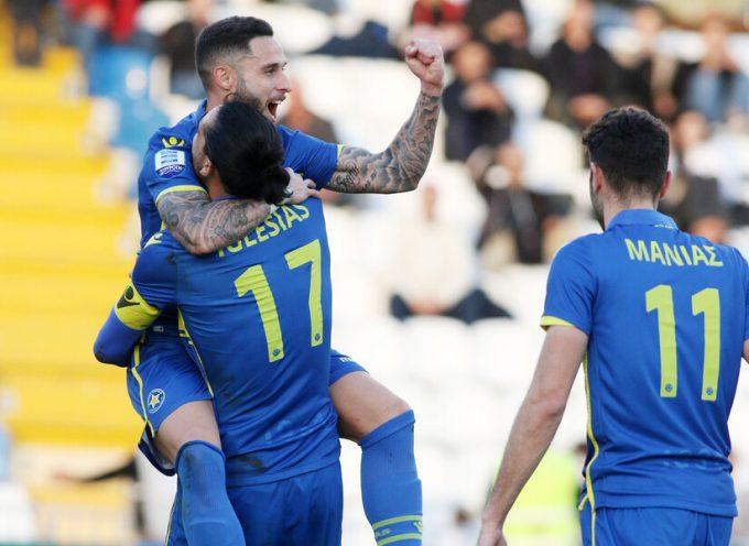 Απόλλων Σμύρνης-Αστέρας Τρίπολης 0-2