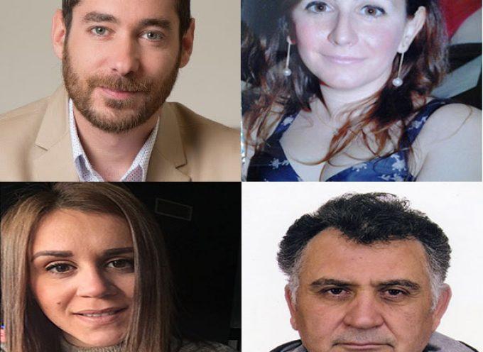 Τέσσερις νέες υποψηφιότητες από την Πελοποννησιακή Συμμαχία του Γιάννη Μπουντρούκα