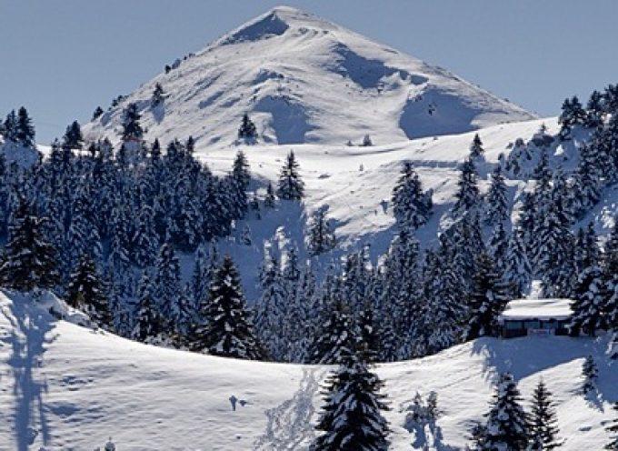 Στο χιονισμένο Ανατολικό Μαίναλο εξορμά ο ΣΑΟΟ