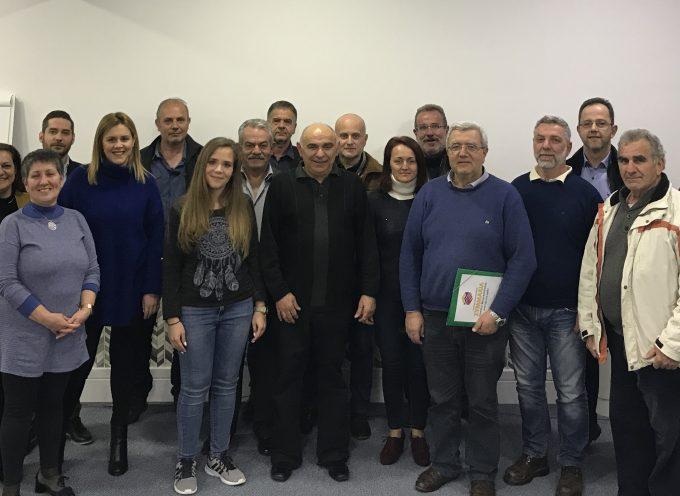 Η πρώτη συνάντηση της Πελοποννησιακής Συμμαχίας στην Τρίπολη